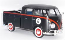 Motormax VW Volkswagen Type 2 8 Ball Collectors Model Scale 1/24 MTX79562 E